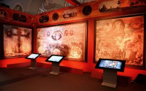 Фонд гуманитарных проектов закупит сенсорные киоски для исторических парков