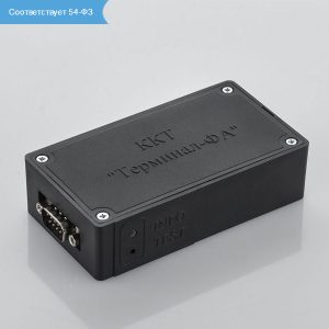 Онлайн-ККТ для терминалов «Терминал-ФА»
