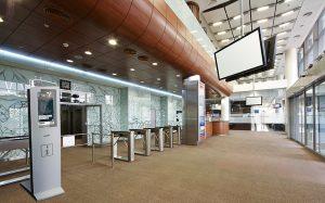 Интерактивная навигация в бизнес-центре Diamond Hall
