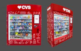 CVS Pharmacy установит торговые автоматы вне аптек