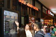 Pizza Hut открыла концептуальный цифровой магазин-ресторан