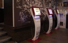 В новосибирском ресторане «Таверна» внедрили «электронное меню»