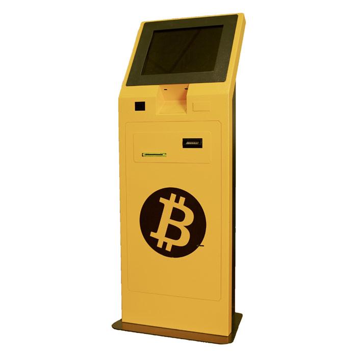 Биткоин терминал (криптомат) «ТМ Bitcoin»