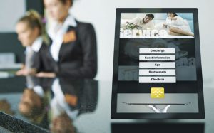 Виртуальный консьерж в гостинице