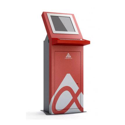 Информационные терминалы с принтером А4