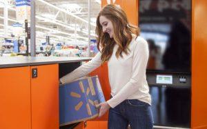 Автоматические киоски Walmart оснастят постаматами для крупных покупок