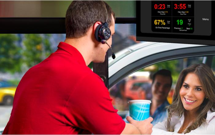 Автоматизация автораздачи для ресторанов «Drive Thru»