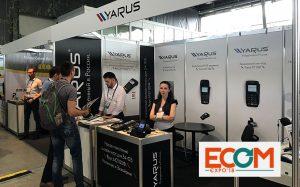 Yarus представил на E-COM 2018 мобильные онлайн-кассы