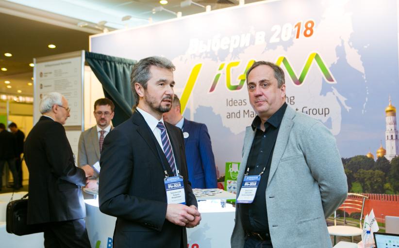 Консорциум iCAM Group подготовил для Форума ВБА-2018 ряд новейших разработок