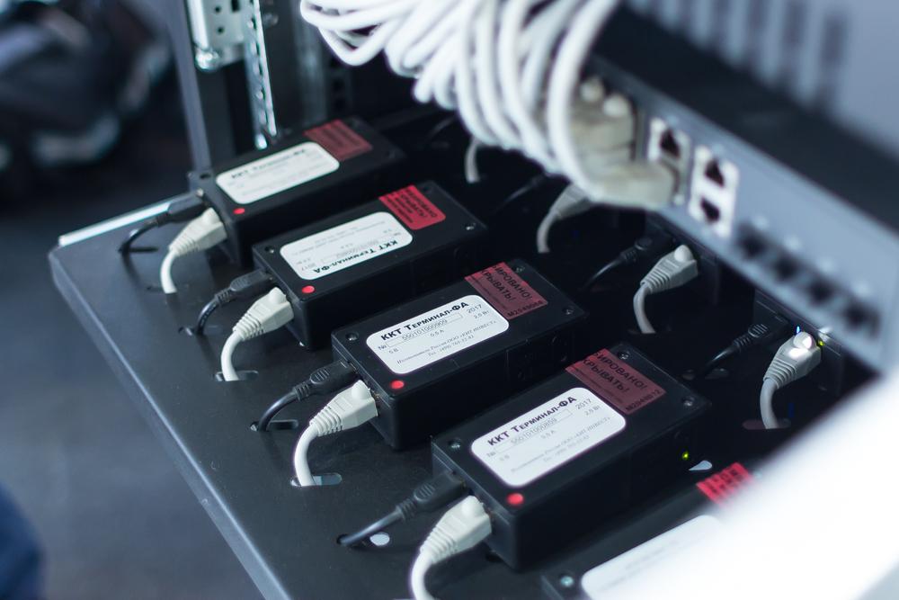 Сервис Kit Online для минимизации затрат на фискализацию вендинга