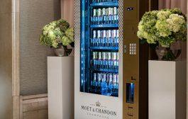 Отели Ritz-Carlton устанавливают вендинговые автоматы для продажи шампанского