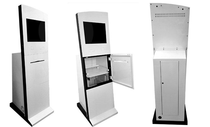 Запрос на 6 информационных киосков с принтером А4 / А5