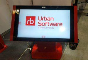 Сенсорный стол с электронным кассиром Урбан Софт