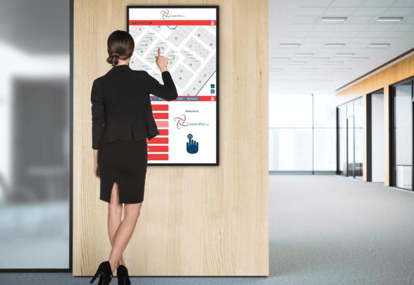 Интерактивная навигация в новой школе на «ЗИЛе»