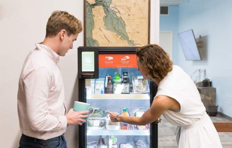 Вендинговые автоматы нового типа установят в краснодарских офисах