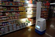 Рутинную работу в магазинах Walmart выполнят роботы
