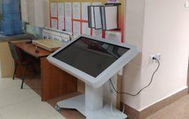 Интерактивный стол СИГМАПРО упростит работу администрации Иваново
