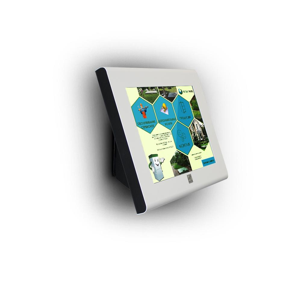 Настенный сенсорный киоск «Корсар Н19»