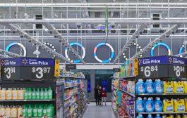 Walmart открыл новый «магазин будущего» с искусственным интеллектом и интерактивными дисплеями