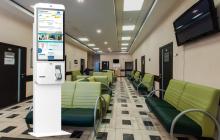 Информационно-платежные терминалы для медицинских учреждений от Soft-logic