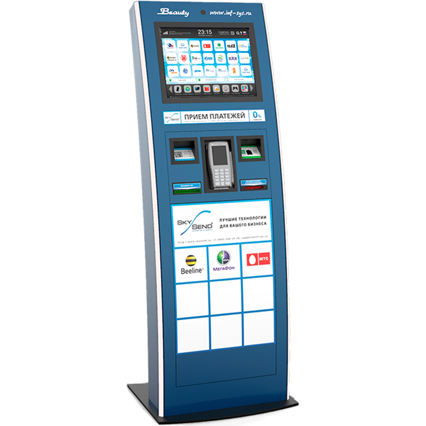 Платежный терминал FastPay Beauty II