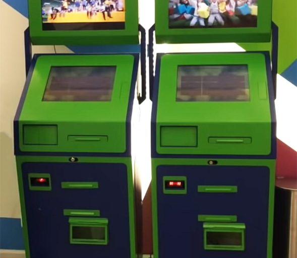 Электронные кассиры «Urban Software» установлены в развлекательных центрах «Атмосфера»