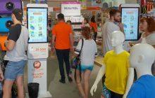 Терминалы самообслуживания установлены в зоомагазинах «Четыре Лапы»
