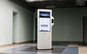 Интерактивные терминалы Красноярсэнергосбыт для безбарьерного доступа граждан к информации