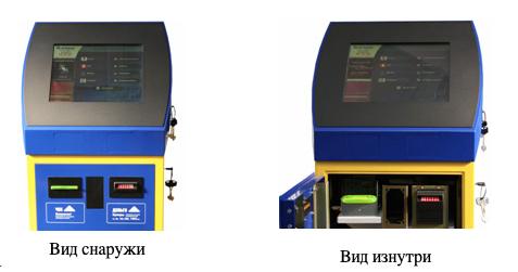 Монтаж монетоприемника NRI G-13 в корпус терминала