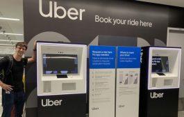 Uber тестирует терминалы вызова такси в аэропорту Торонто