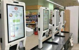 В «Пятерочках» тестируют кассы самообслуживания производства X5 Retail