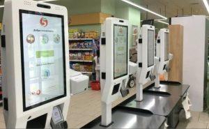 Кассы самообслуживания производства X5 Retail Group тестируют в «Пятерочках»