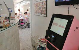Внедрение электронного кассира в салон красоты «Nail Sunny»
