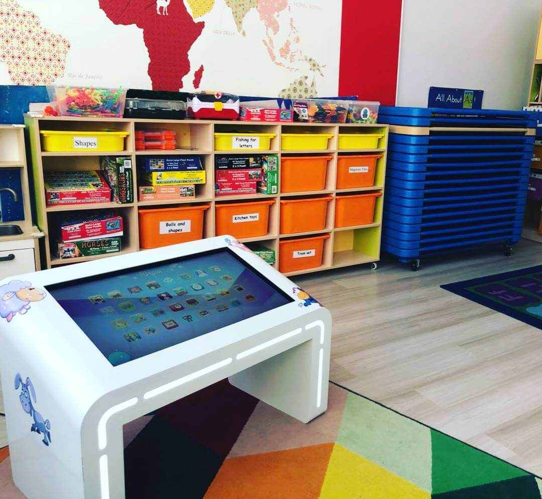 Интерактивное оборудование для школ и детских садов