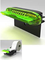Антивандальный затворный механизм SHUTTER для принтеров VKP80II и VKP80III