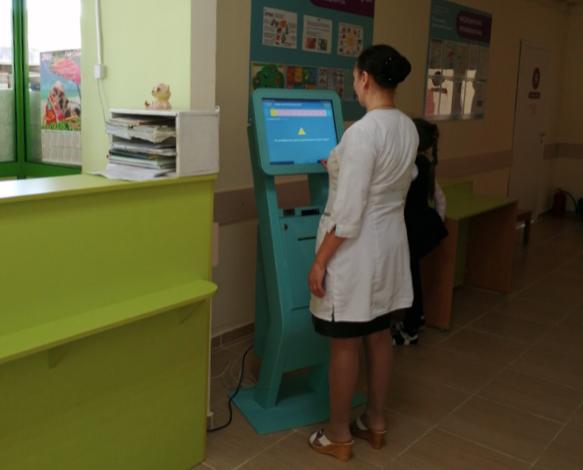 Электронная регистратура в больницах Пермского края