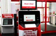 MediaMarkt устанавливает вендинг-автоматы для сбора старых мобильных телефонов