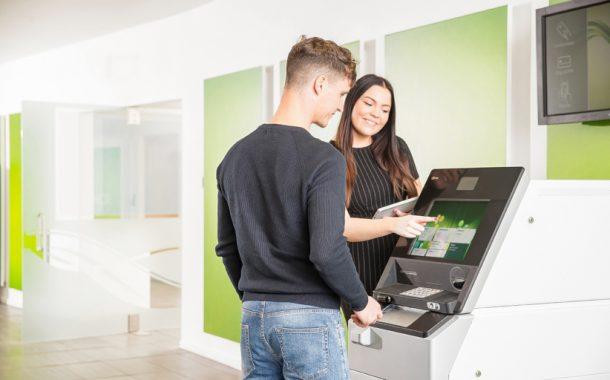 NCR выпустила новый бесконтактный банкомат-ресайклер