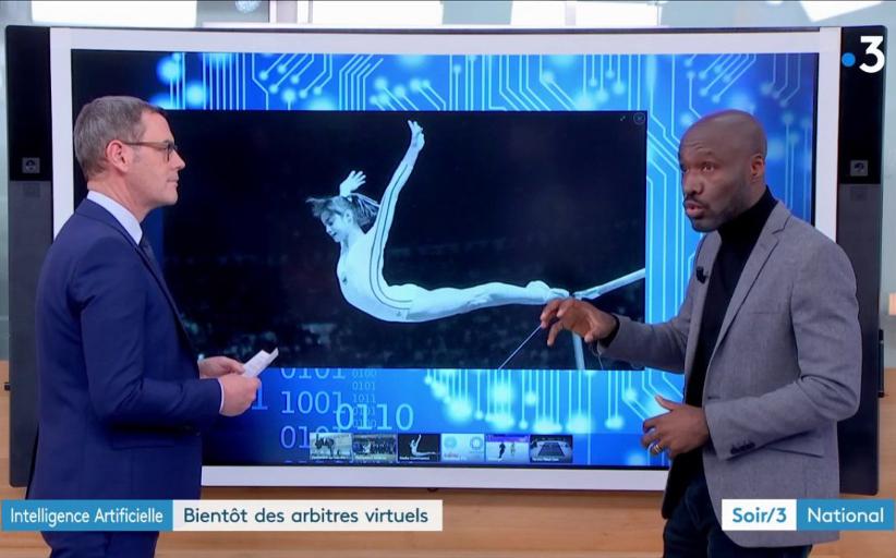 Искусственный интеллект вместо судей на ЧМ по спортивной гимнастике