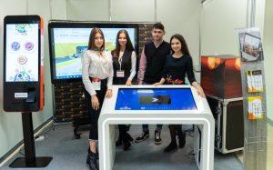 Интерактивное оборудование BM GROUP на Integrated Systems Russia 2019