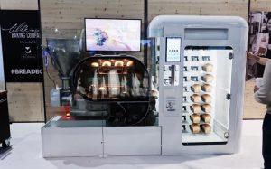 Автомат для выпечки хлеба BreadBot