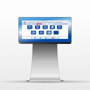 ультратонкий интерактивный стол с дисплеем 24, 32, 43, 55, 65 дюймов