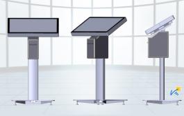 Интерактивные терминалы TS-Line и Elo-Line с новым киоск-принтером
