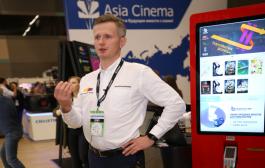 Билетные терминалы TouchPlat на выставке «Кино Экспо» 2019