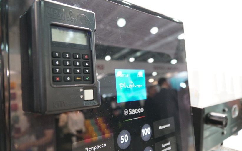 Kit Vending презентовал офлайн-режим для эквайринга в торговых автоматах