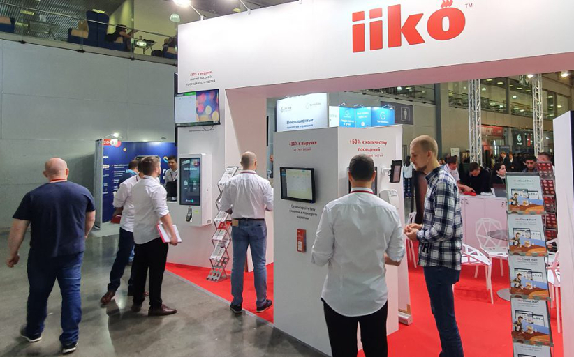 Киоски самообслуживания Тачплат и решения iiko на PIR Expo 2019
