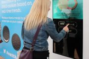 Печенье из 3D-принтера - как работают торговые автоматы Oreo