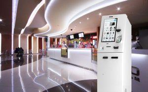 Новый автомат по продаже билетов от «Тачплат»