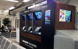 Автоматы для печати прессы «on demand» вместо газетных киосков