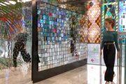 «Кинетическая инсталляция» от «Гефест Проекции»
